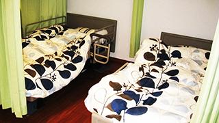 施設紹介 ベッド